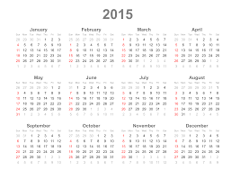 Customizable Calendar 2015 Schedule Clipart Calendar 2015 Schedule Calendar 2015