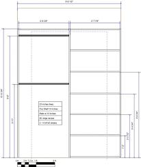 Standard Closet Rod Height Fascinating Standard Closet Rod Height Delectable Shelf Height Closet Rod Height