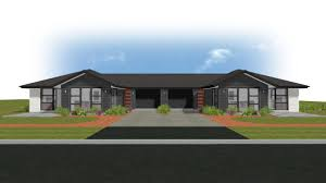 Townhouse Designs Nz Townhouses Multi Unit Developments House Plans And