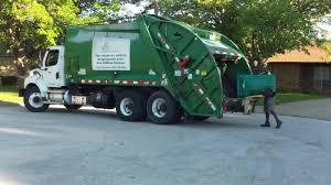 similiar mcneilus waste management keywords waste management freightliner mcneilus rear loader on recycle