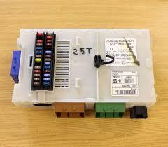 ford mondeo mk4 2 5 petrol body control module fuse box 7g9t ford mondeo mk4 2 5 petrol body control module fuse box 7g9t 14a073 cf 1681101