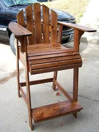 Tall adirondack chair plans Bar Height Tall Adirondack Chairs Amazing Balcony Design Inspiration With Regard To Chair Woodworking Plans Bradshomefurnishings Tall Adirondack Chairs Amazing Balcony Design Inspiration With