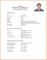 Diesel Mechanic Resume Resume Name