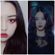 kpop inspired makeup