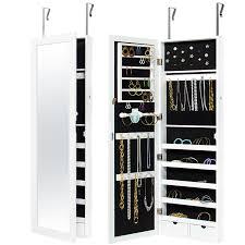 Diy Jewelry Cabinet Jewelry Boxes Organizers Amazoncom
