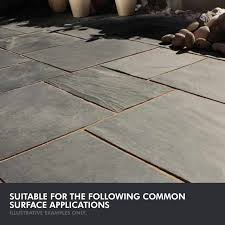 universeal patio stone sealer wet look ilrative example of common surface s