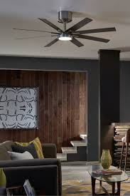 living room lighting ceiling. the modern empire ceiling fan by monte carlo makes an impressive statement in a family or living room lighting n