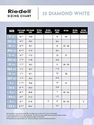 Riedell Skates 33 Diamond Jr Youth Ice Figure Skates With Capri Blade For Girls White Size 1 1 2 Jr W