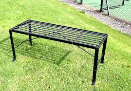 backless garden bench bench design wrought iron backless bench pertaining to backless outdoor bench design backless backless garden benches
