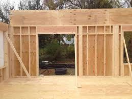 garage door framingPatio Doors Framing For Garage Door Opening Gallery French