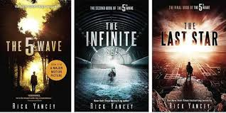 the 5th wave trilogy by rick yancey