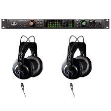 Universal Audio Apollo X8 Thunderbolt 3 Akg K240 Mkii