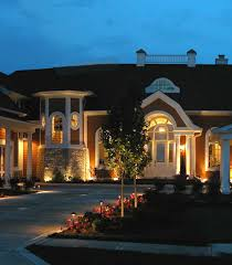 professional outdoor led lighting in raleigh nc outdoor lighting