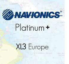 Navionics Platinum Plus Xl3 Europe