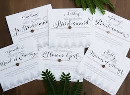 Party Proposal Simple Bridesmaid Proposal Personalized Bridal Party Proposal Cards Etsy