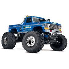 <b>Радиоуправляемая машина TRAXXAS</b> BIGFOOT No. 1 <b>1/10</b> 2WD ...