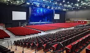 Caesars Windsor Entertainment Centre Theatre Consultants