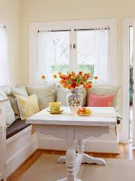 Bench Built In Kitchen Bench Seating With Storage How To Build Kitchen Bench Seating