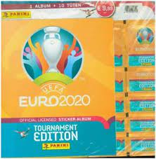 PANINI 2020 UEFA EURO 2020 Sticker Starter