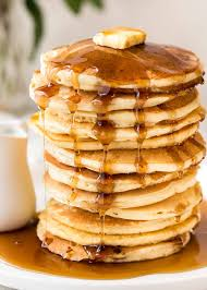 fluffy pancakes quick and easy no