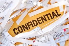 Hypothetical Confidentiality Violations Doom Policy Employer Labor qw0a4wvxr