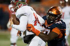 Former Illinois DL Bobby Roundtree Dies ...