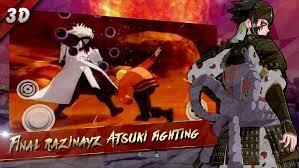 Naruto Shippuden: Last Storm Ninja Heroes Impact PPSSPP Mod APK