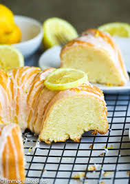 Lemon Sour Cream Pound Cake Immaculate Bites