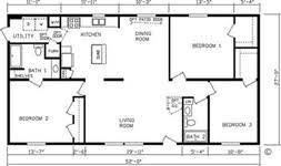 >mobile home floor plans redman house design ideas mobile home floor plans redman