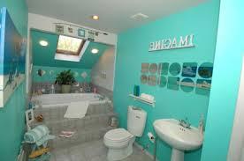 Stylish Beach Themed Bathroom Decor