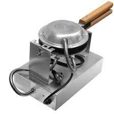 220v 14kw Electric Egg Cake Oven Iron Nonstick Waffle Bread Baker