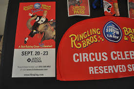 Cow Palace Seating Chart Circus Ringling Bros Circus Celebrity Reserved Seat Chair Cover
