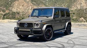 The 2019 redesign brought a host of updates, although, including extra powerful engines, improved gasoline. 2020 Mercedes Amg G63 Review Power And Style Above All Roadshow