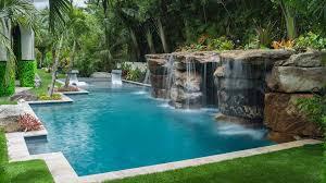 Pool Design Miami Lucas Lagoons Custom Pool Builder In Sarasota Featured On