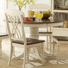 Round Kitchen Table Sets Round White Kitchen Table And Chairs Cliff Kitchen