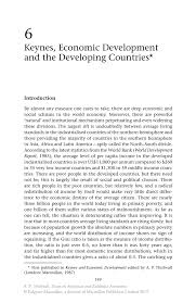keynes economic development and the developing countries springer essays on keynesian and kaldorian economics essays on keynesian and kaldorian economics