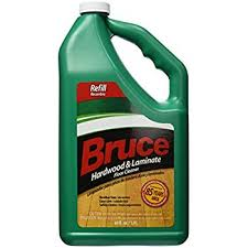 Bruce Hardwood And Laminate Floor Cleaner For All No Wax Urethane Finished  Floors Refill 64oz