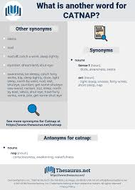 Lightly Synonym Synonyms For Catnap Antonyms For Catnap Thesaurus Net