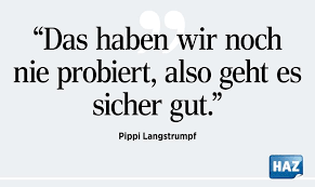 Pippi Langstrumpfs Schönste Sprüche