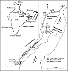 Study of water quality improvements at a riverbank filtration site along the upper course of the river ganga india