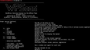 hack wordpress using wpscan