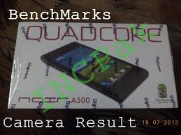 QMobile Noir A500 Benchmarks and Camera ...