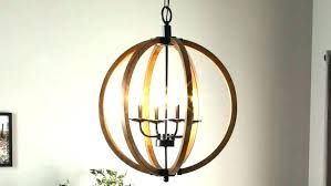 metal orb chandeliers wood and metal orb chandelier wood frame chandelier contemporary metal and orb wood metal orb chandeliers