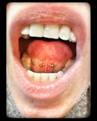 Tongue Piercing Ideas With Types Pain Healing Stages Wild