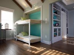 cool bunk beds built into wall.  Cool In Cool Bunk Beds Built Into Wall