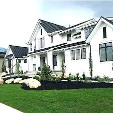 Red houses with white trim Blue White House With Grey Trim White House With Grey Trim Gray Black And Houses Dark Red Pinterest White House With Grey Trim White House With Grey Trim Gray Black And