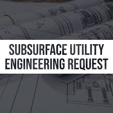 Subsurface Utility Engineering Request Colorado 811