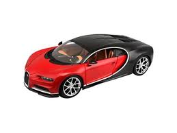 Now park the world's fastest car in your diecast garage. Bburago B1811040r 1 18 Scale Highly Detail Of A Bugatti Chiron Diecast Model Newegg Com