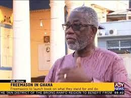 Seminar with presentation over dinner; Freemason In Ghana Am Show On Joynews 29 11 17 Youtube