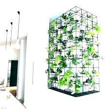 decorative wall planters modern planter indoor brilliant decoration within idea mounted work west elm wall planter